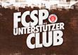 hier siegt man das logo von FCSP Unterstützerclub